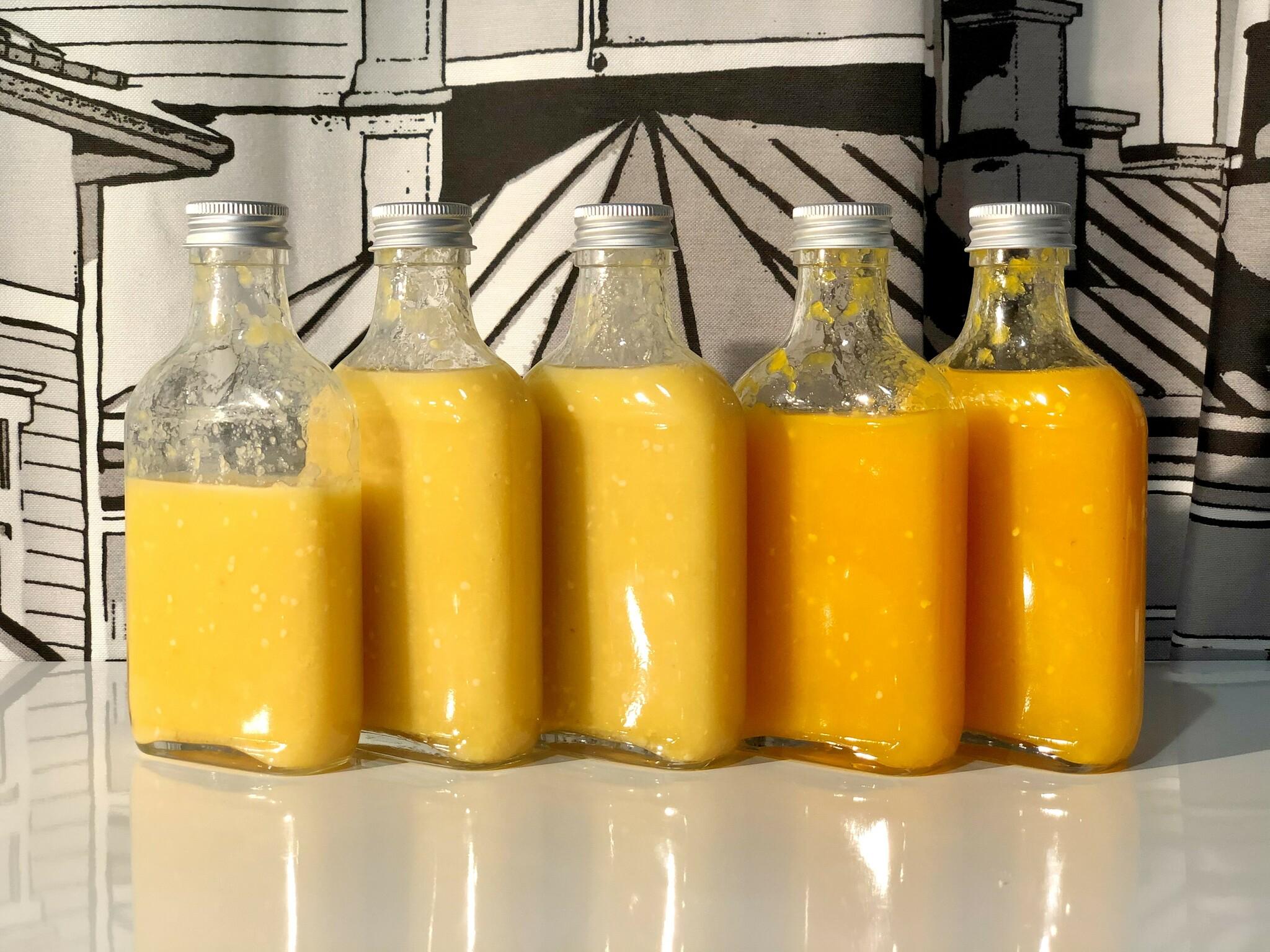 end result bottles